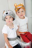 Cappello Travestimento Lupo | OSKAR & ELLEN | RocketBaby.it