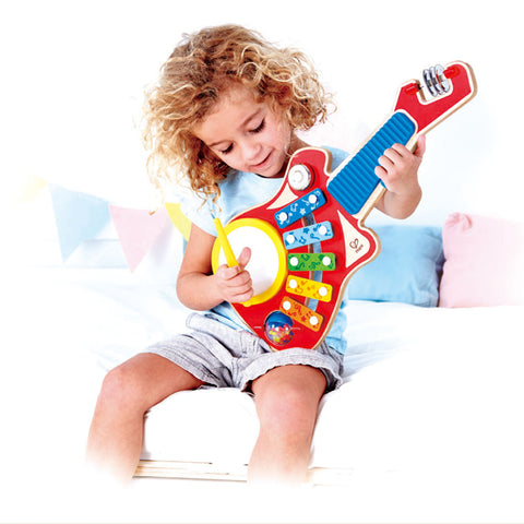 Crea Musica 6 In 1 | HAPE | RocketBaby.it
