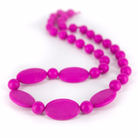Collana da Mordere per Dentizione Licorice Violet Red |  | RocketBaby.it