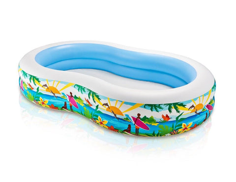 Piscina Gonfiabile Paradise | INTEX | RocketBaby.it