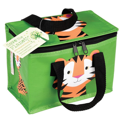 Lunch Bag Teddy The Tiger | REX LONDON | RocketBaby.it