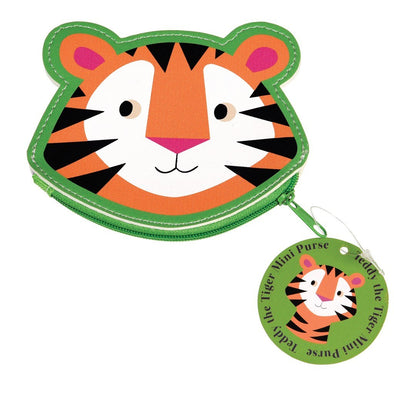 Pochette In Vinile Teddy The Tiger | REX LONDON | RocketBaby.it