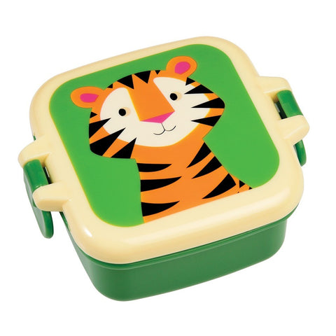 Snack Box Teddy The Tiger | REX LONDON | RocketBaby.it