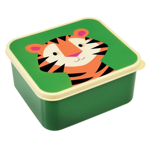 Lunch Box Teddy The Tiger | REX LONDON | RocketBaby.it