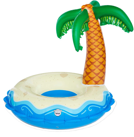 Ciambellone gonfiabile XXL Palm Tree | BIG MOUTH | RocketBaby.it