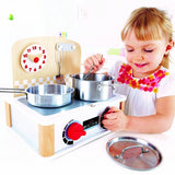Set Cucina e Grill 2 In 1 | HAPE | RocketBaby.it