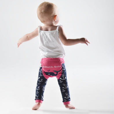 Leggings Baby Beach Bum | LAZY ONE | RocketBaby.it