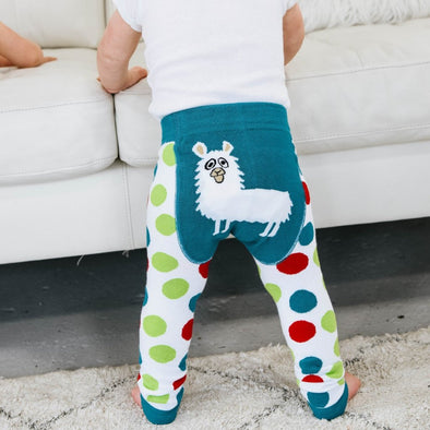Leggings Baby Llama | LAZY ONE | RocketBaby.it