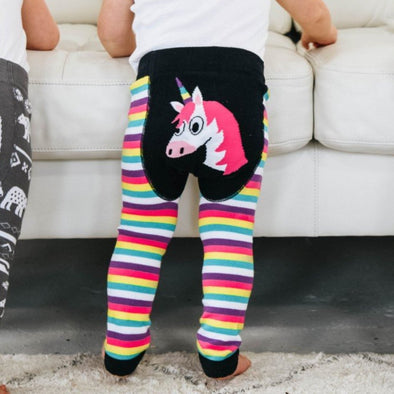 Leggings Baby Unicorn | LAZY ONE | RocketBaby.it