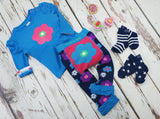 Leggings Fiore - BLADE&ROSE - RocketBaby.it - RocketBaby