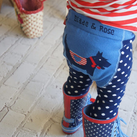 Leggings Scottish Terrier - BLADE&ROSE - RocketBaby.it - RocketBaby