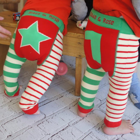 Leggings Stelle e Numeri - BLADE&ROSE - RocketBaby.it - RocketBaby