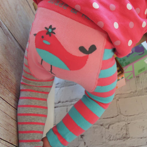 Leggings Uccellino - BLADE&ROSE - RocketBaby.it - RocketBaby