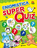 Libro Enigmistica Super Quiz | GIUNTI | RocketBaby.it