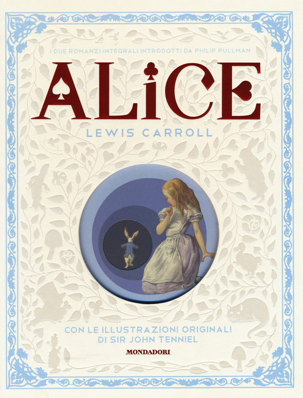Libro Alice | MONDADORI | RocketBaby.it