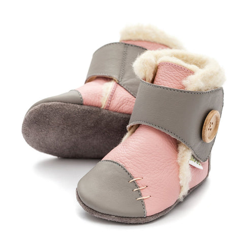 Stivali Soft Sole con Pelo Pearl | LILIPUTI | RocketBaby.it