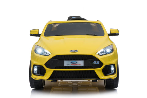 Ford Focus Rs Giallo | BABYCAR | RocketBaby.it