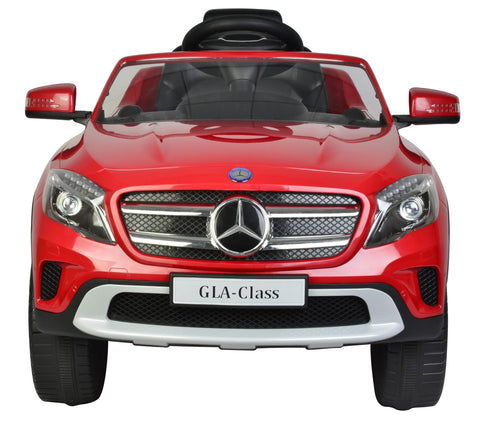 Mercedes GLA Rosso | BABYCAR | RocketBaby.it