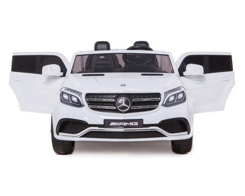 Mercedes GLS AMG 63 Bianco | BABYCAR | RocketBaby.it