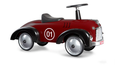 Macchinina Speedster Dark Red | BAGHERA | RocketBaby.it