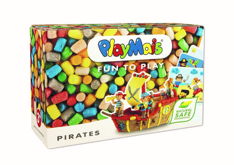 Mais Colorato Pirati | PLAYMAIS | RocketBaby.it