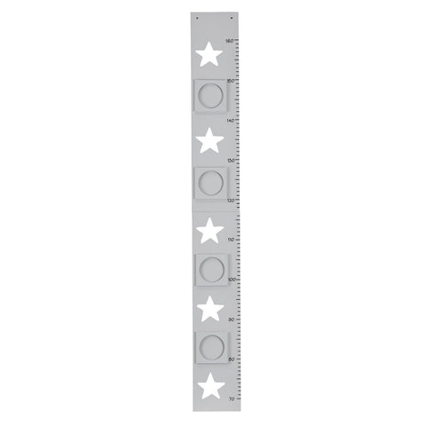 Metro della Crescita Star Grey | KIDS CONCEPT | RocketBaby.it