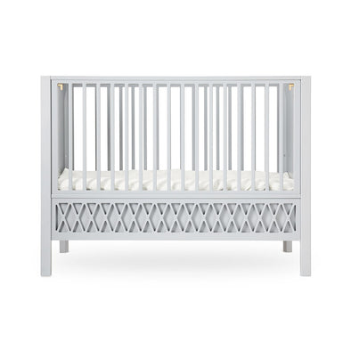 Culla e Lettino Harlequin Closed Ends Grey 60 x 120 cm | CAM CAM COPENHAGEN | RocketBaby.it