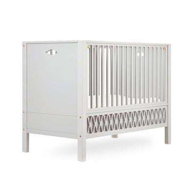 Culla e Lettino Harlequin Closed Ends Light Sand 60 x 120 cm | CAM CAM COPENHAGEN | RocketBaby.it