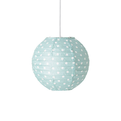 Lampada Piccola Pois Aquamarina | BLOOMINGVILLE | RocketBaby.it
