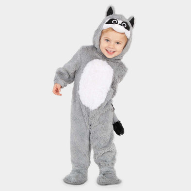 Costume Travestimento Raccoon