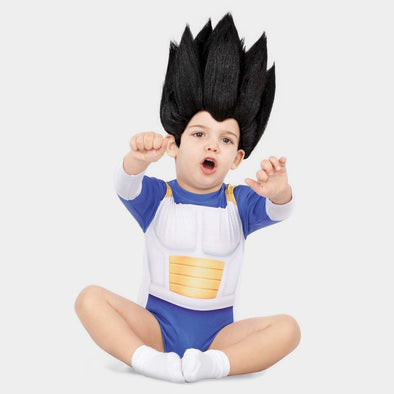 Costume Travestimento Vegeta Bodysuit