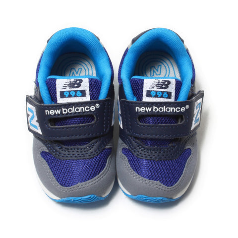 New Balance Baby 996 Grigio Scuro | NEW BALANCE | RocketBaby.it