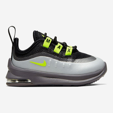 Nike Baby Air Max Axis (TD) Black Volt Gunsmokevolt