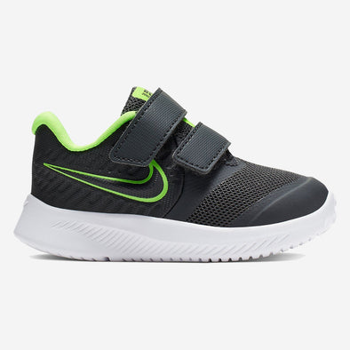 Nike Baby Star Runner 2 (TDV) Anthracite Electric Green Whit