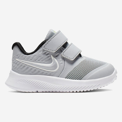Nike Baby Star Runner 2 (TDV) Wolf Grey White Blackvolt