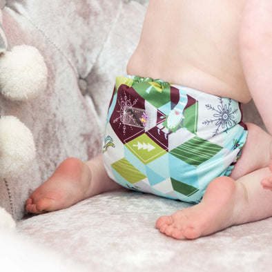 Costumino Pannolino Contenitivo con Tasca Pocket Forlic | KANGA CARE | RocketBaby.it