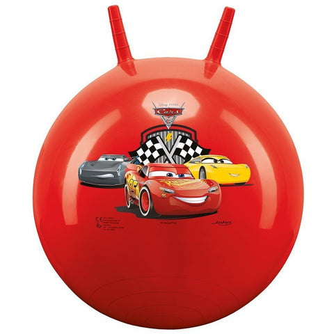 Gonfiabile Cavalcabile Cars 45/50 Cm | JOHN | RocketBaby.it