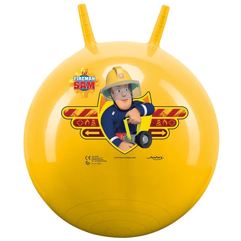 Gonfiabile Cavalcabile Fireman Sam 45/50 Cm | JOHN | RocketBaby.it