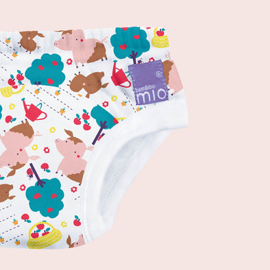 Mutandine Trainer Puddle Pigs | BAMBINO MIO | RocketBaby.it