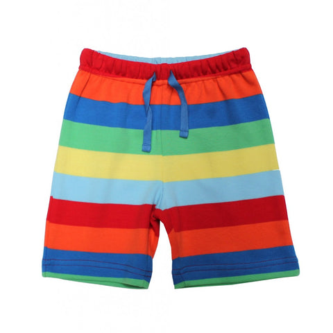Pantaloncini Corti Multistripe | TOBY TIGER | RocketBaby.it