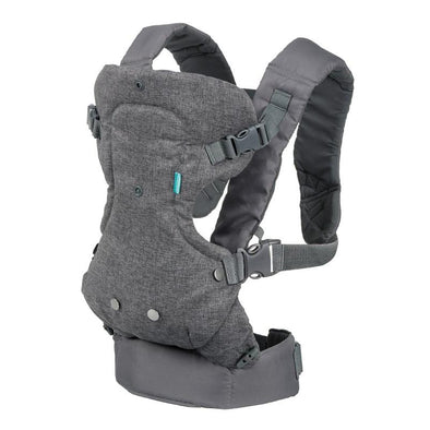 Marsupio PortaBebe 4 in 1 Flip Advanced Grey
