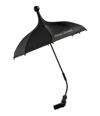 Ombrellino Parasole per Passeggino Brilliant Black - ELODIE DETAILS - RocketBaby.it - RocketBaby