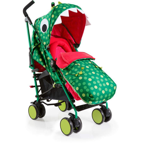 Passeggino Supa 2018 Dino Mighty | COSATTO | RocketBaby.it