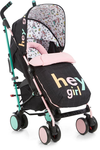 Passeggino Supa 2018 Hey Girl | COSATTO | RocketBaby.it