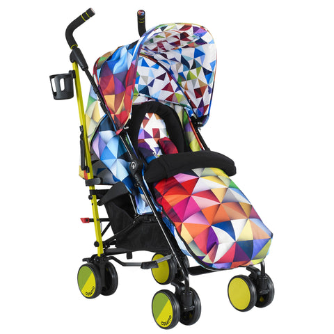 Passeggino Supa 2018 Spectroluxe | COSATTO | RocketBaby.it