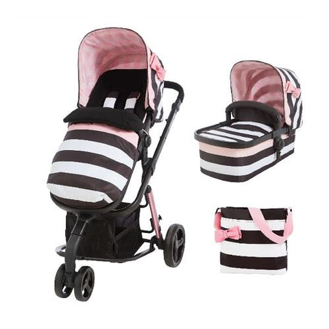 Passeggino Modulare con Navetta Giggle 2 Go Lightly 3 | COSATTO | RocketBaby.it