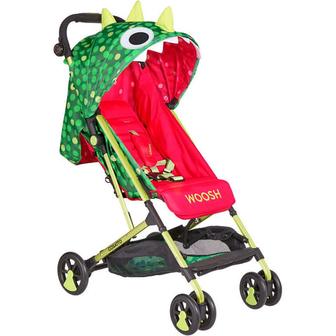 Passeggino Woosh Dino Mighty | COSATTO | RocketBaby.it
