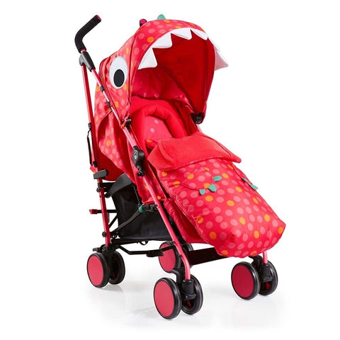 Passeggino Supa 2018 Miss Dinomite | COSATTO | RocketBaby.it