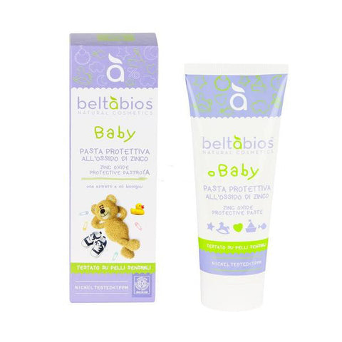 Pasta Protettiva all'Ossido di Zinco Baby 100 ml | BELTA BIOS | RocketBaby.it