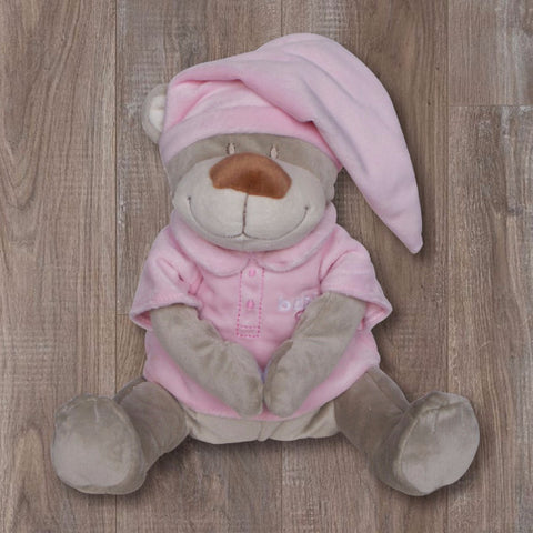 Orsetto Magico Notti Tranquille Rosa - DOODOO - RocketBaby.it - RocketBaby